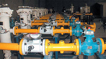 Gas Pressure Reducing Stations - gas projects - ICG Group